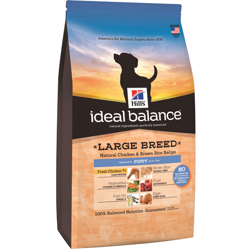 Natural Balance Dog Food Coupons >> Ideal Balance™ Puppy Large Breed Natural Chicken & Brown Rice Recipe