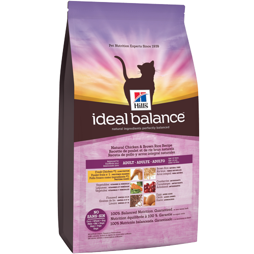 Hills Natural Balance Cat Food