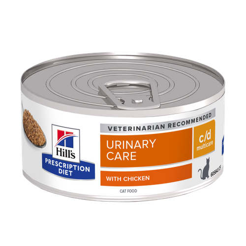 Prescription Diet™ C/d™ Multicare Feline With Chicken